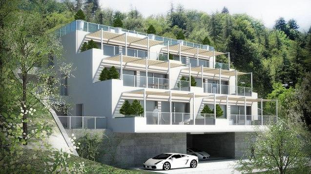 Residenziale a Lugano
